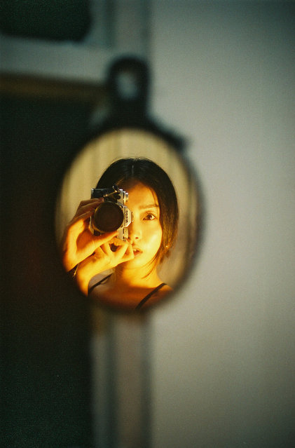 Self-portrait. (Photo by Emilie Lin)