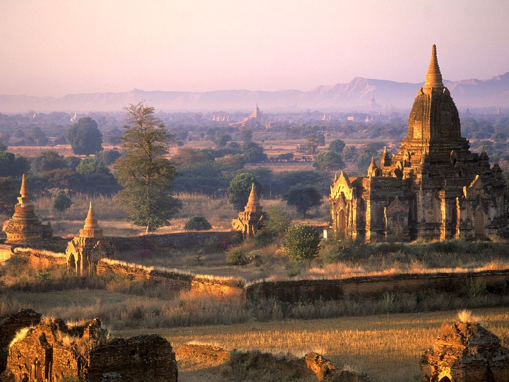 Pagan Kingdom, Myanmar
