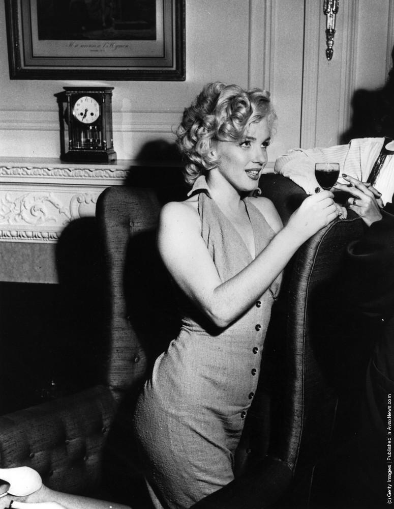 A Look Back At Marilyn Monroe
