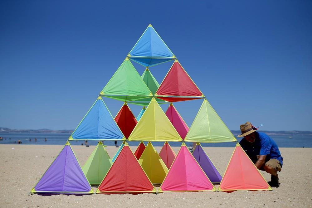 The 13th International Kite Festival in Portugal