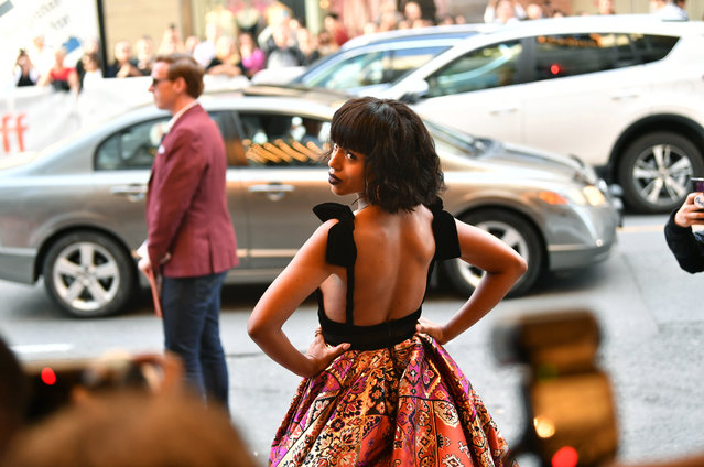 """Kerry Washington attends the """"American Son"""" TIFF Special Screening at the Elgin and Winter Garden Theatre Centre on September 12, 2019 in Toronto, Canada. (Photo by Emma McIntyre/Getty Images for Netflix)"""