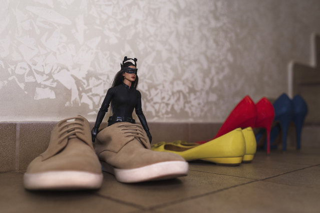 Adventure Catwoman By Vse Ok