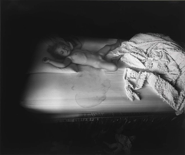 The Wet Bed, 1987. (Photo by Sally Mann)
