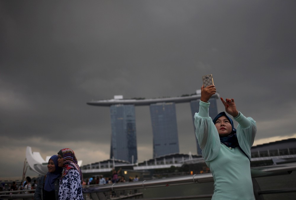 Earthprints: Singapore