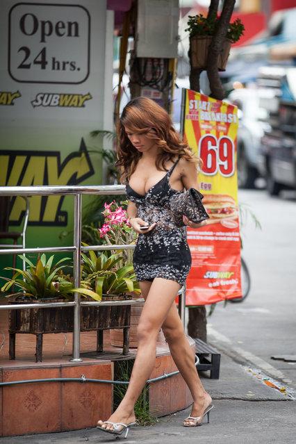 Pattaya, Thailand, 2011. (Photo by seua_yai)