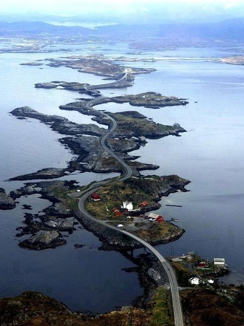 The Atlantic Road, Norway