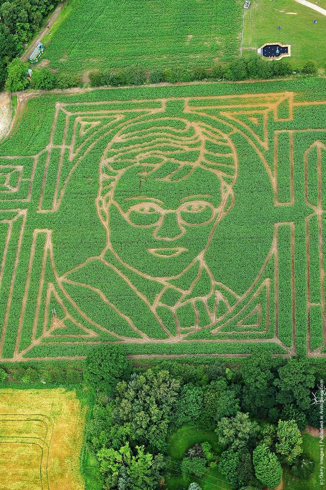 The Harry Potter Themed York Maze