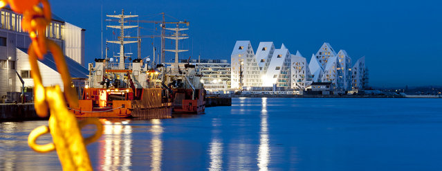 The Iceberg By CEBRA + JDS + SeARCH + Louis Paillard Architects
