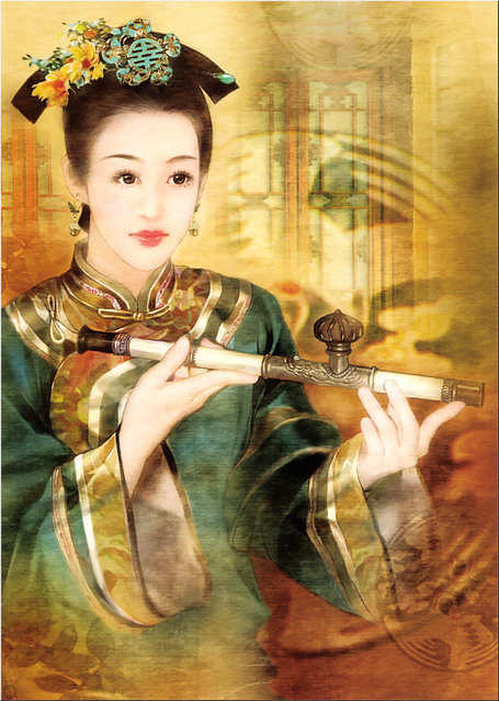 Der Jen (Dezhen; 德珍繪館) – The Illustration Collection of the Ancient Chinese People