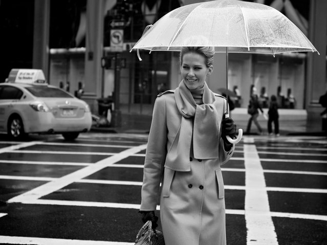 "Recycled from ""The Model"" scene I took two years ago in New York. (Thomas Leuthard)"