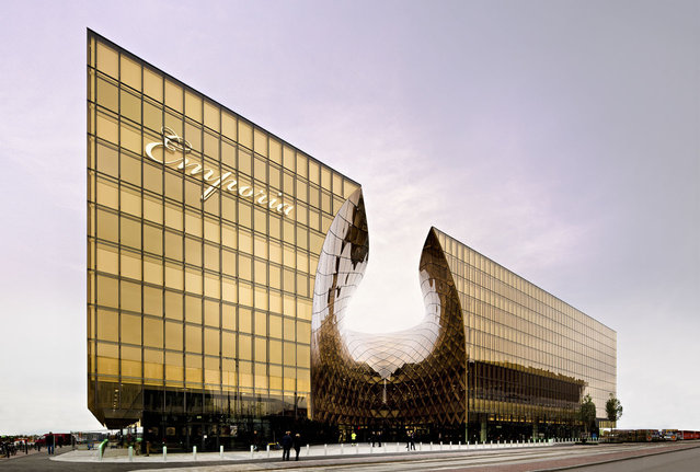 Emporia Shopping Centre In Malmo By Wingardhs