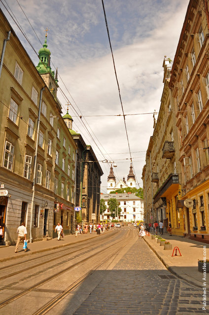 UEFA Euro 2012 Lviv