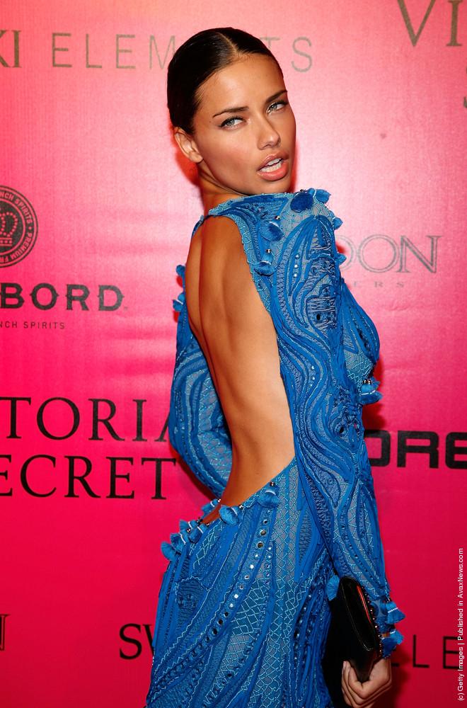 2011 Victoria's Secret Fashion Show: After Party
