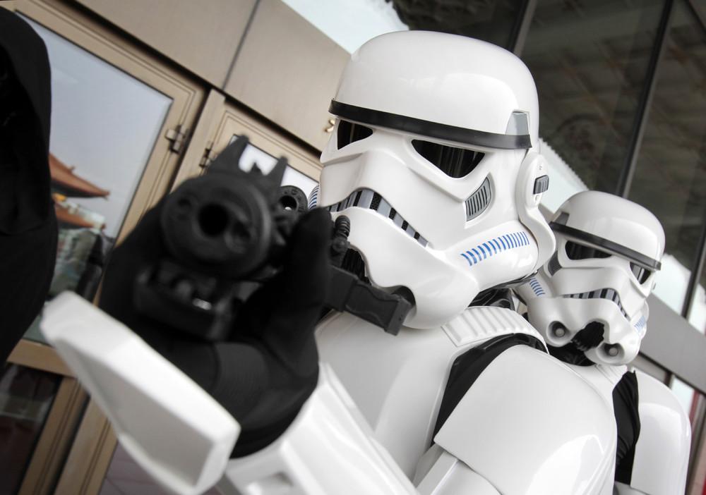 Star Wars this Week