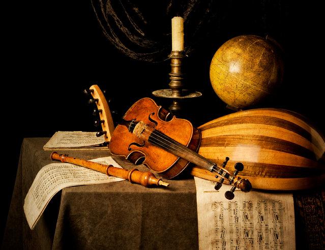 """Musical Still Life"". (Kevin Best)"