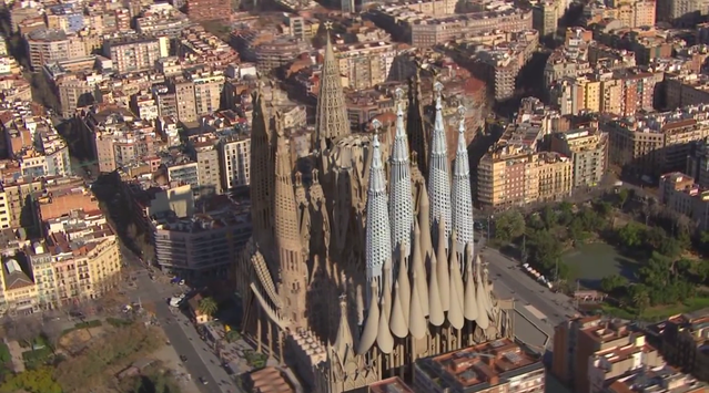We Build Tomorrow – Sagrada Familia 2026 ( VIDEO )