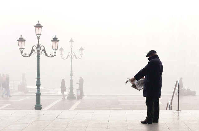 """""""Venice by morning"""". Photo location:  Venice. (Photo and caption by Vlad Da Cunha/National Geographic Photo Contest)"""