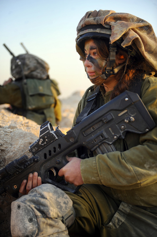IDF Girls