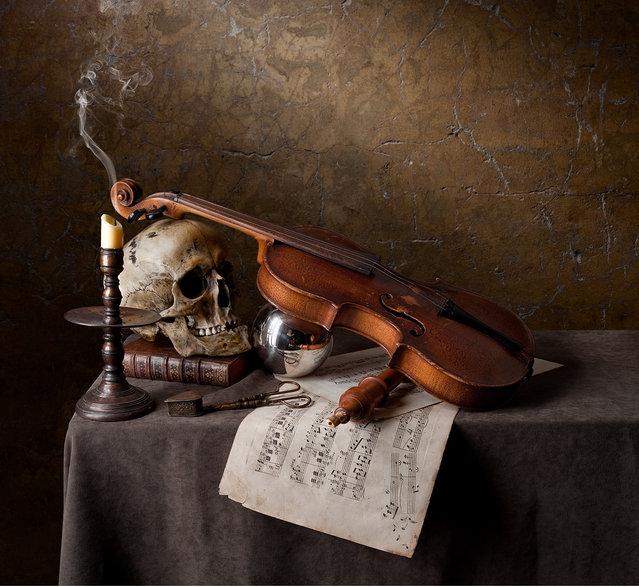 """""""Requiem Still Life"""". (Kevin Best)"""