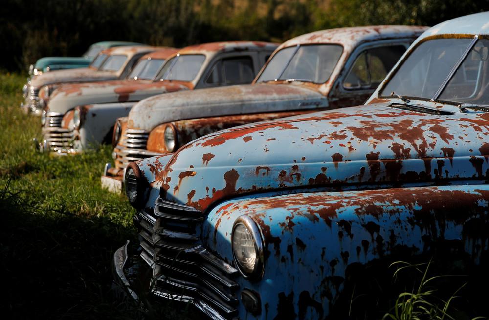 Russia's Retro Cars