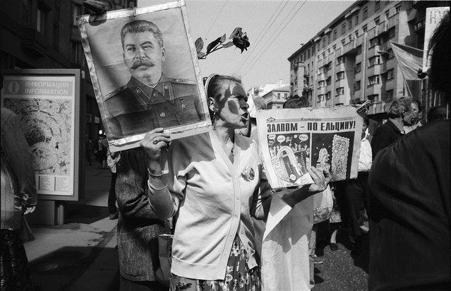 Moscow, 1996. (Igor Mukhin)