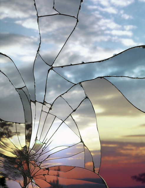 Broken Mirrors By  Bing Wright