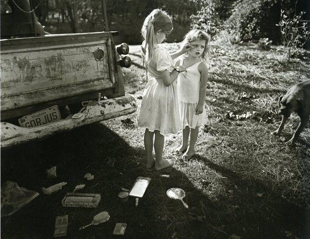 Gorjus, 1989. (Photo by Sally Mann)