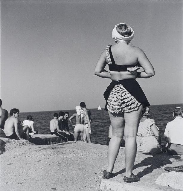 Chicago, 1947. (Photo by Elliott Erwitt/Harry Ransom Center Collection/Magnum Photos)