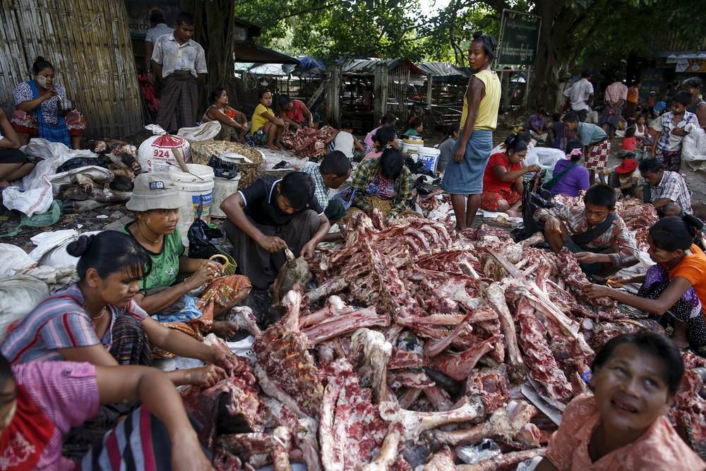 Eid al-Adha in Myanmar