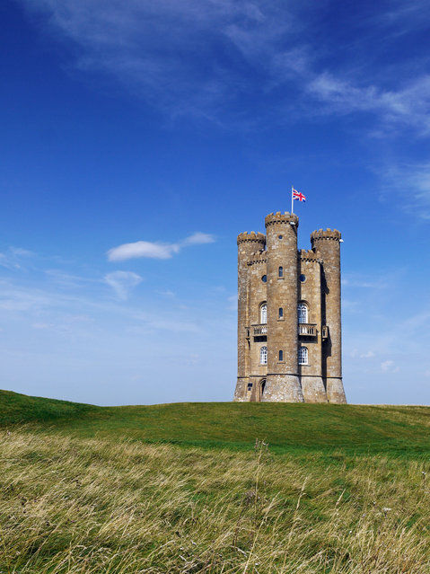 Broadway Tower In English