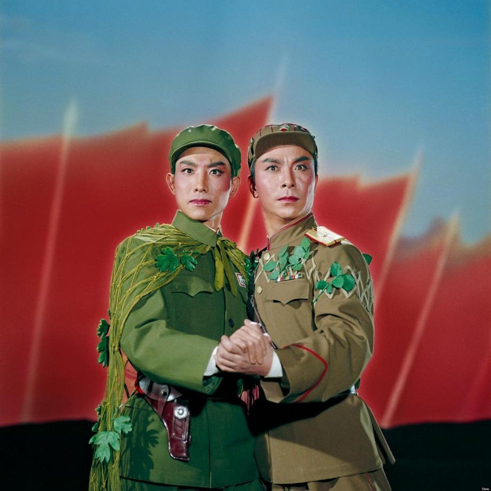 Zhang Yaxin: Photographing Chairman Mao's Model Operas