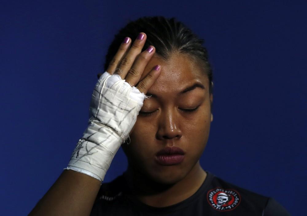 The First Female Muslim MMA Top Fighter