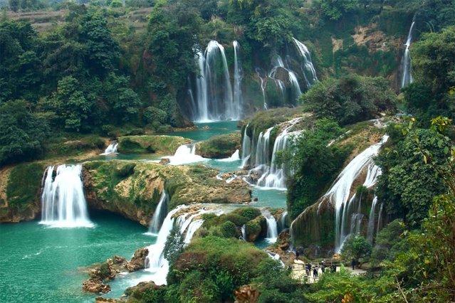 Detian Waterfall - China