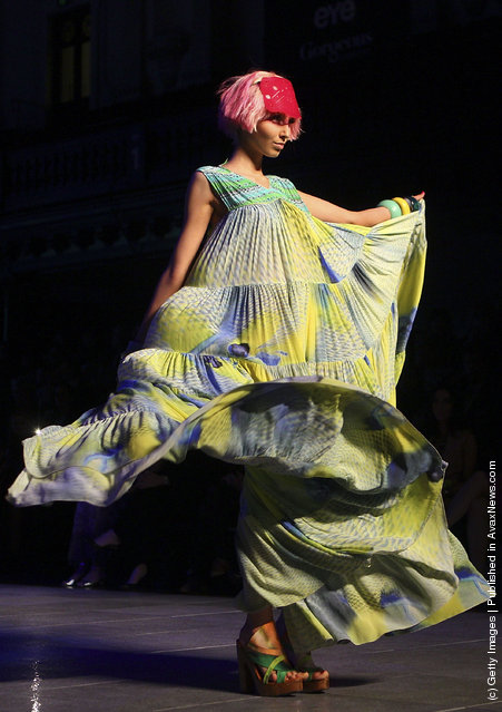 Mercedes Benz Fashion Festival Sydney 2011