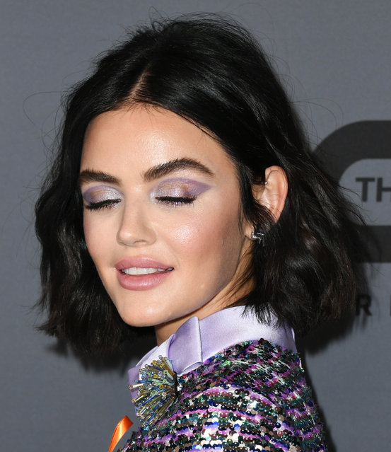 Lucy Hale attends the The CW's Summer 2019 TCA Party sponsored by Branded Entertainment Network at The Beverly Hilton Hotel on August 04, 2019 in Beverly Hills, California. (Photo by Jon Kopaloff/Getty Images)