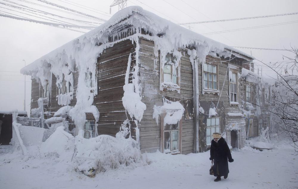 Russia's Frozen Heart