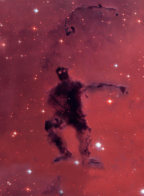 Chris Keegan By Cosmic Creatures
