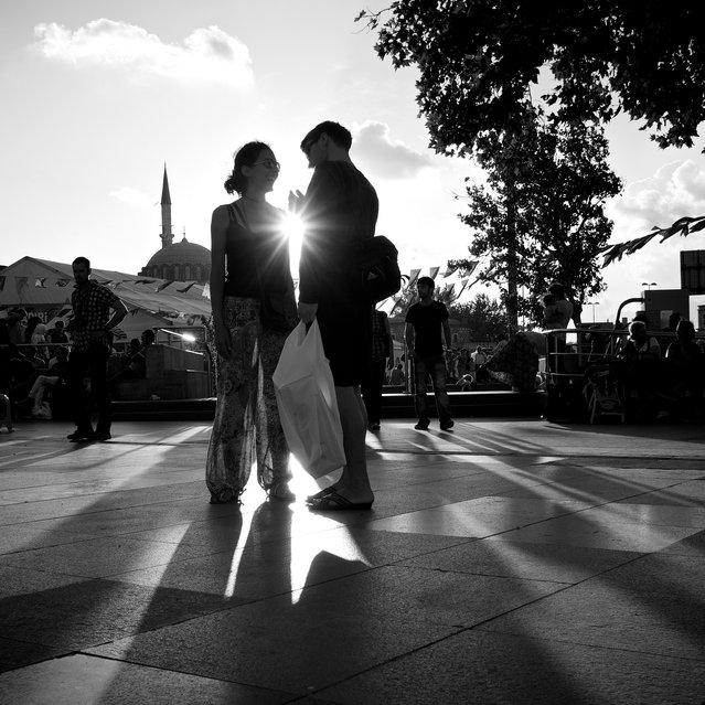 """Falling in Love in Istanbul"". (Thomas Leuthard)"