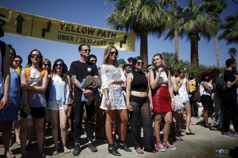 Coachella 2015, Part 2