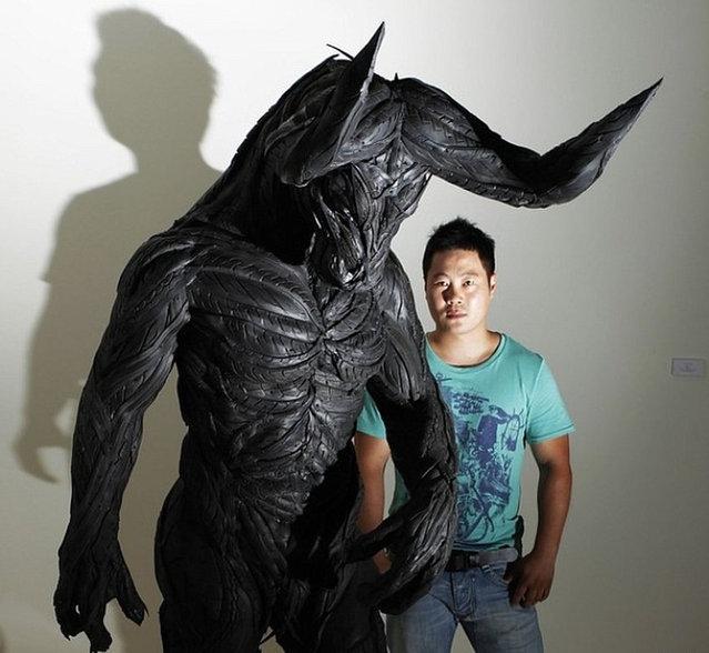 The Rubbery Mutants of Ji Yong Ho