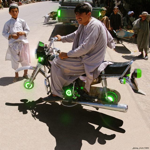 Mingora Hovoped Takes No Ordinary Rider. (Kenny Hassan Irwin)