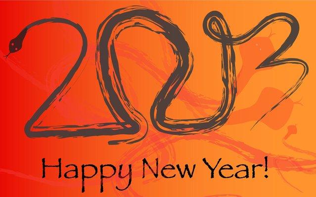 Happy New 2013 Year!