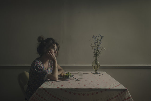 """""""Katherine"""" from the series """"Another November"""" by Laura Stevens. (Photo by Laura Stevens)"""