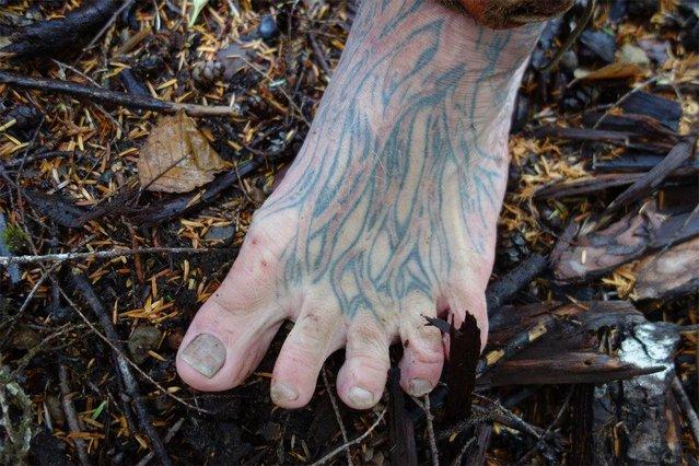 "Mick Dodge AKA ""The Barefoot Sensei"