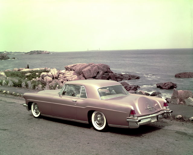 This undated photo provided by the Ford Motor Co. shows the 1957 Lincoln Continental Mk II. (Photo by AP Photo/Ford Motor Co.)