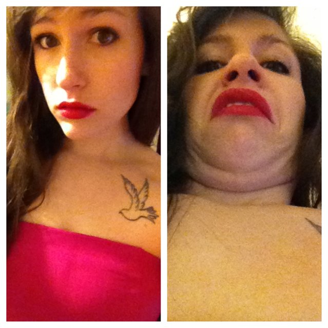 Pretty Girls Making Ugly Faces Part 1