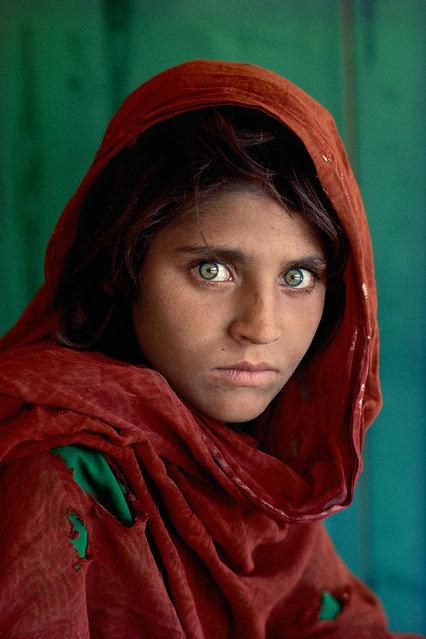 Peshawar, Pakistan. (Photo by Steve McCurry)