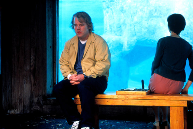 """""""Love Liza"""", Philip Seymour Hoffman, 2002. (Photo by Sony Pictures Classics/Everett Collection)"""