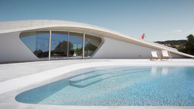 Summer House by LASSA In Greek