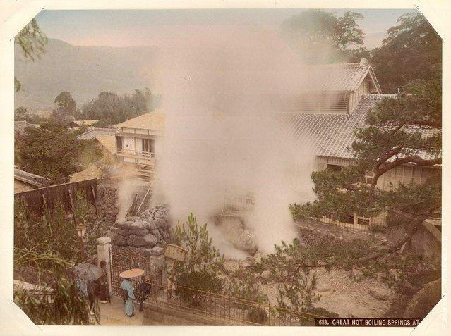 Great Hot Boiling Springs at Atam
